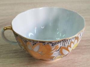 Porcelana i ceramika Russisches Porzellan Lomonosov Tasse