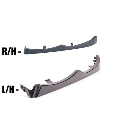 51137043409 For BMW E46 3 Series 01-05 Left Side Headlight Lower Molding Trim