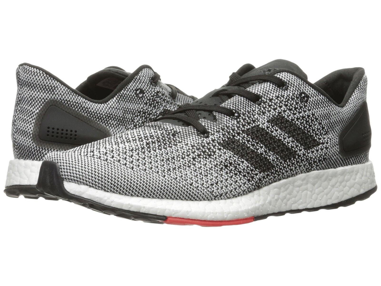 Adidas PureBoost DPR, Men's Size 12 D, CoreBlack/White, S80993, NEW