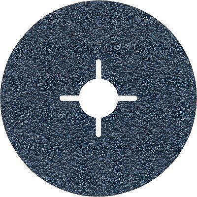 Bosch 115mm Blue Metal Sanding Disc 115mm 24g Pack of 1