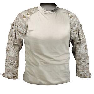 NOI-DESERTO-DIGITALE-USMC-Combat-ESERCITO-MIMETICO-DESERTO-utilizzo-CAMICIA-3XL