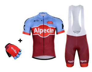 2018 KATUSHA ALPECIN JERSEY BIB CYCLING HOBBY SET TOUR DE FRANCE ... ba47125f5