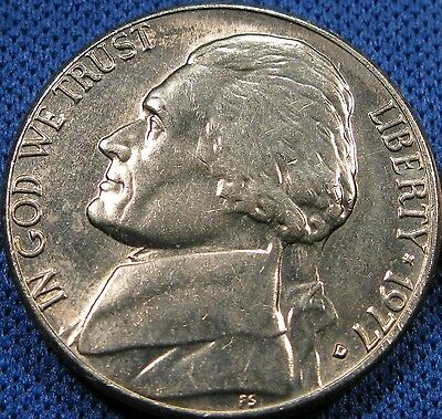Coin from Bank Roll 1998 P Jefferson Nickel ~ Uncirculated U.S