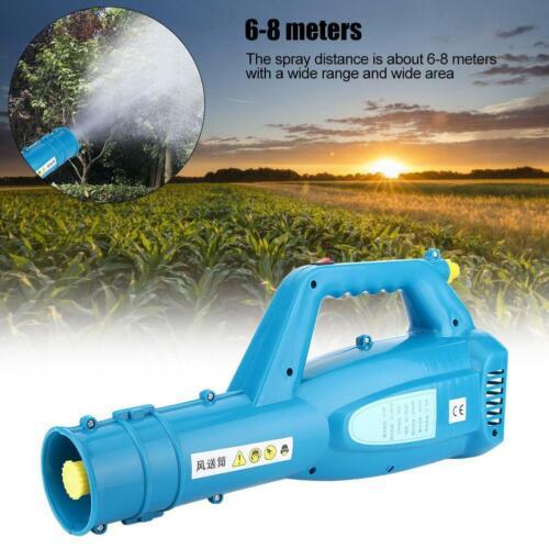 Elektrisch Pestizid-Sprayer Sprühwerkzeug 450W Spritzgebläse Gartenwerkzeug 12V