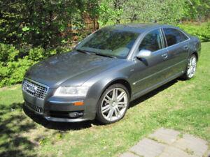 Audi S8 2007  (V10)