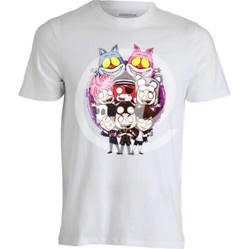 MODELLO HORROR Maglietta tshirt lyon wgf team youtube WhenGamersFail bambino
