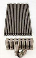 Chevy Gm V8 Small Block 305 350 Push Rods Pushrods Lifters 16 7.794 Non Roller
