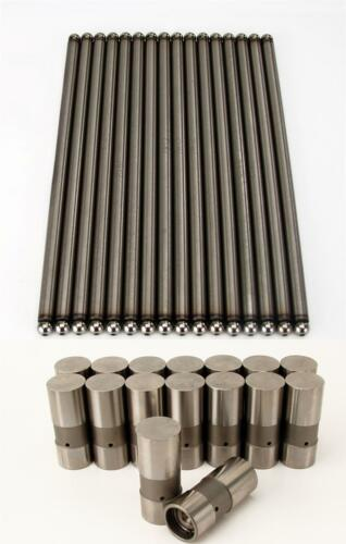 "Chevy GM SBC V8 305 350 Push Rods Pushrods Lifters Kit set 16 7.794/"" Non Roller"