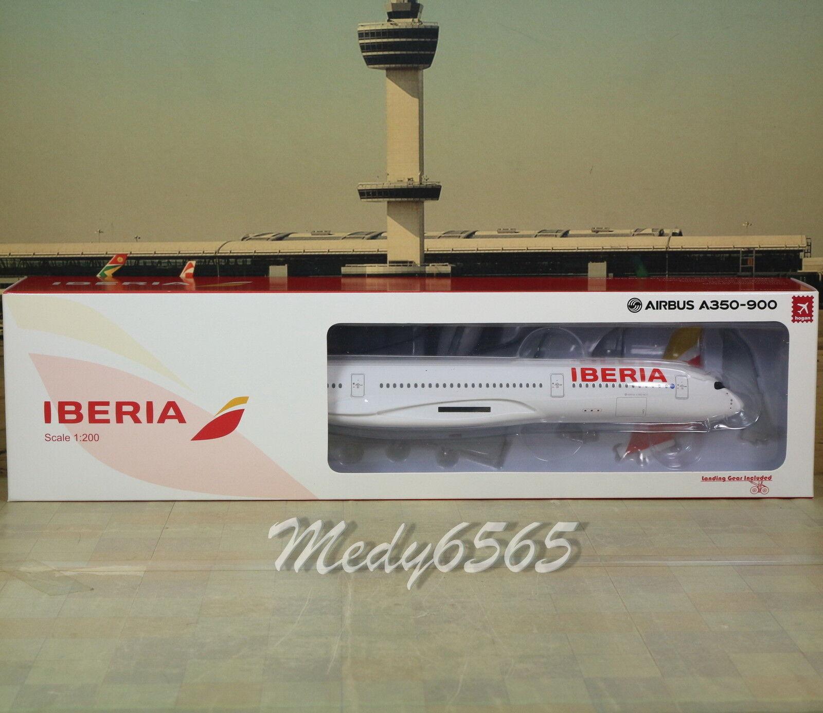 Hogan IBERIA  nouvelle couleur  Airbus A350-900 1 200