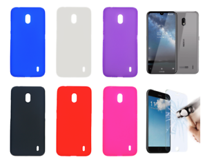 Case-Cover-Gel-TPU-Silicone-For-Nokia-2-2-4G-5-71-034-Optional-Protector