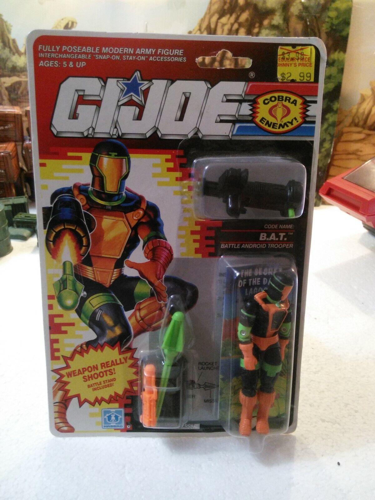 1991 battaglia eroid Trooper  COBRA B.A.T.v2 100% CMPMOC