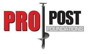 Business opportunity Helical Piles Pro Post Foundations BC British Columbia Preview