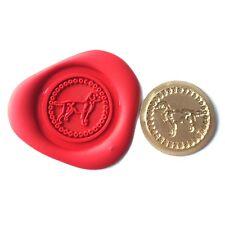 Single Wax sealing coin Labrador Retreiver Dog design (XWSC143)