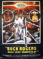 Affiche 120x160cm BUCK ROGERS AU 25E SIECLE. 1979 Gil Gerard, Hensley, Erin Gray