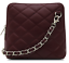New-Ladies-Womens-Micro-Italian-Leather-Evening-Quilted-Shoulder-Crossbody-Bag thumbnail 7