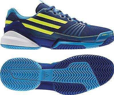 Chaussure ADIDAS ADIZERO FEATHER T: 46 UK11 bleu neuf U42923 | eBay