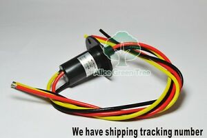 30A 250Rpm 380 VDC//VAC 3 Wires Wind Generator Slip Ring FOR Wind Turbine