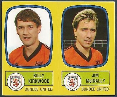 C358 Jim McInally Dundee United #319 Panini Football 1992 Card