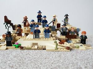 Details about Red Dead Redemption 2 Game Lego Support Cast MOC Minifigs