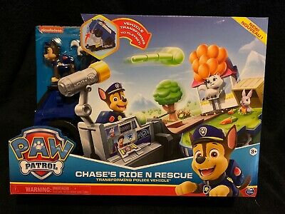 PAW Patrol Chase Ride /'N Rescue pièces manquantes