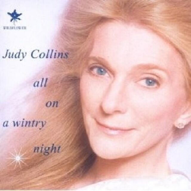 JUDY COLLINS - ALL ON A WINTRY NIGHT CD COUNTRY NEU