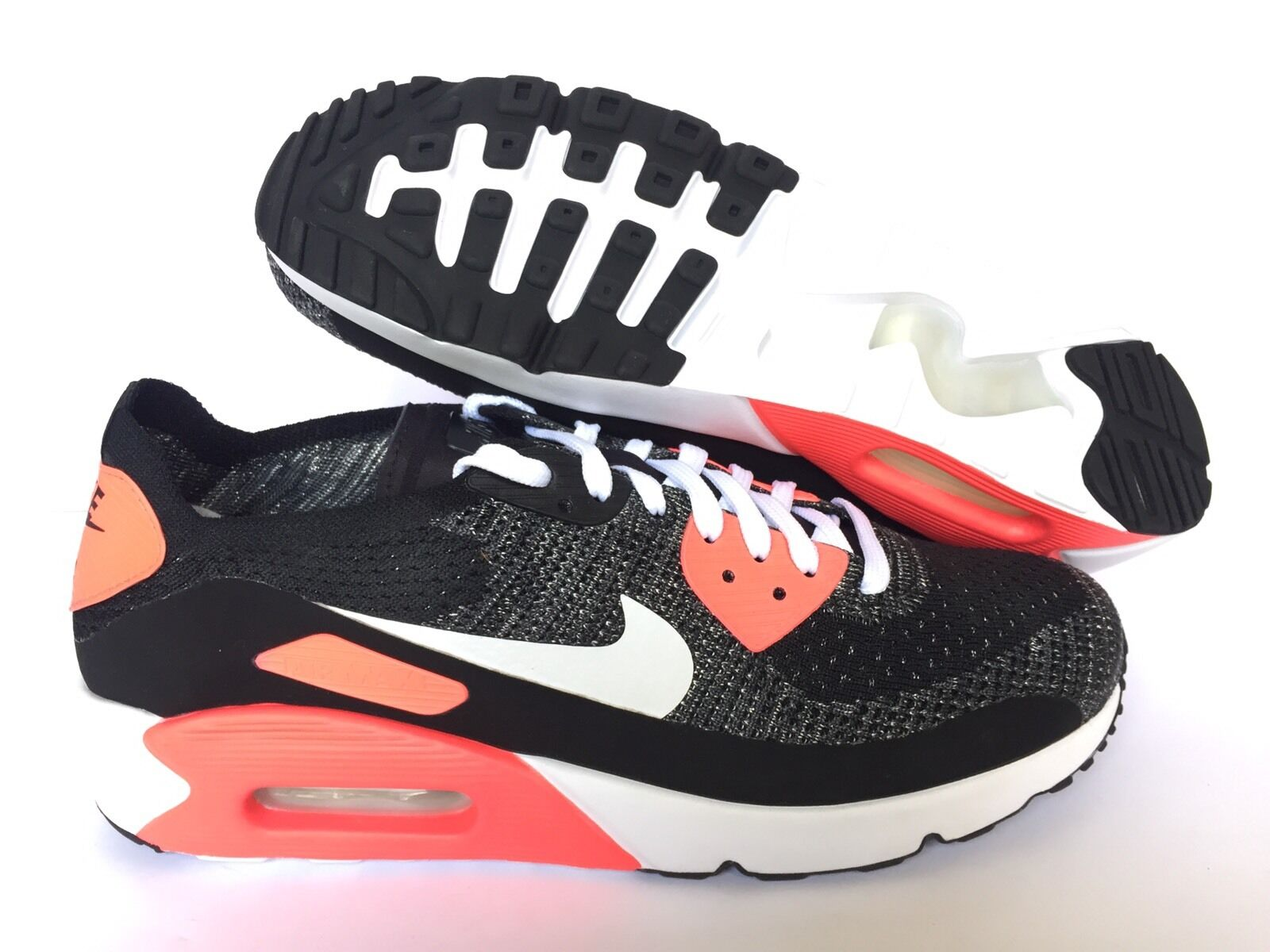 NIKE ID AIR MAX NIKEiD BLACK [ 914123-991 ] US MEN SZ 12.5