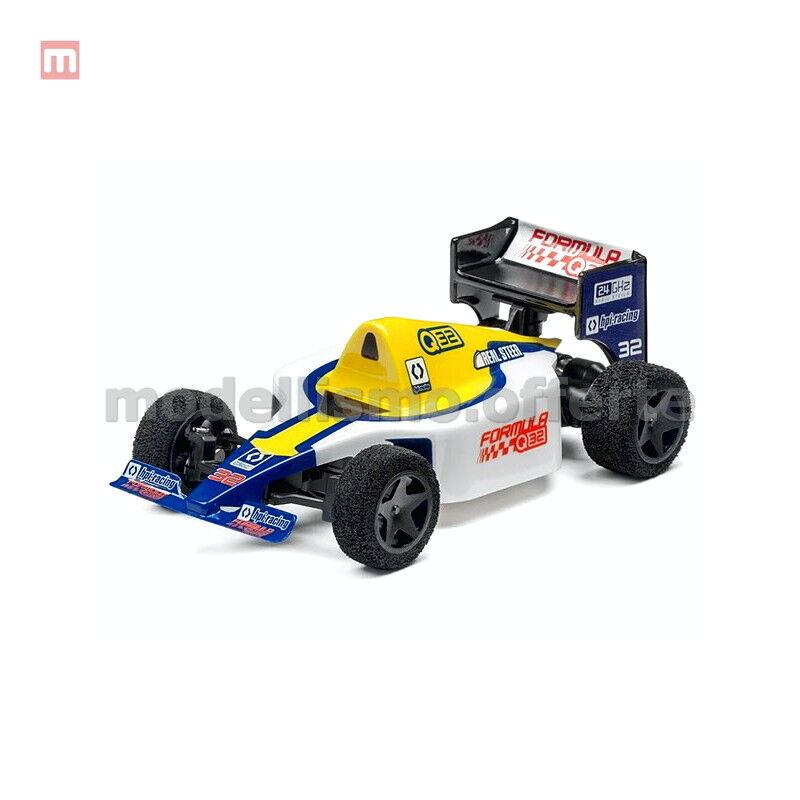 HPI 116706 Fórmula Q32 2WD 1 32 RTR Auto RC Eléctrico modelismo
