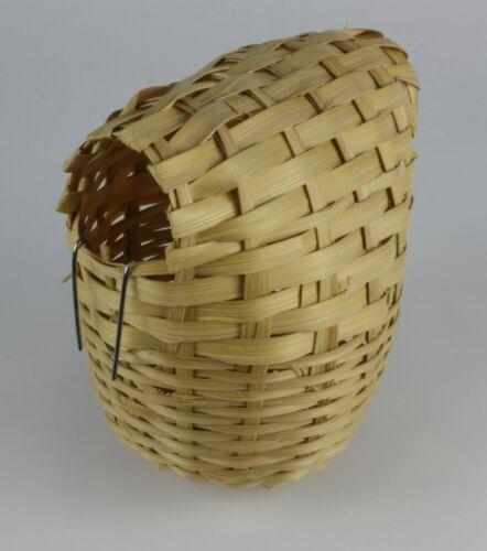 Kind-Hearted Pet Ting Jute Nest 10cm Felt Liner 10cm For Finch Canary Breeding Bird Supplies