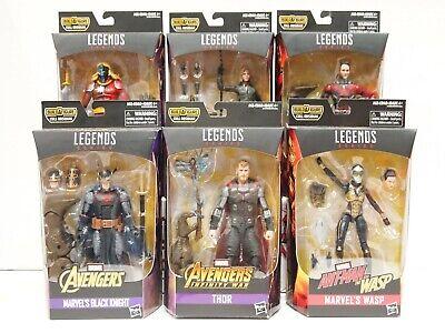 Avengers Infinity War Marvel Legends Wave 2 BAF Cull Obsidian NIB