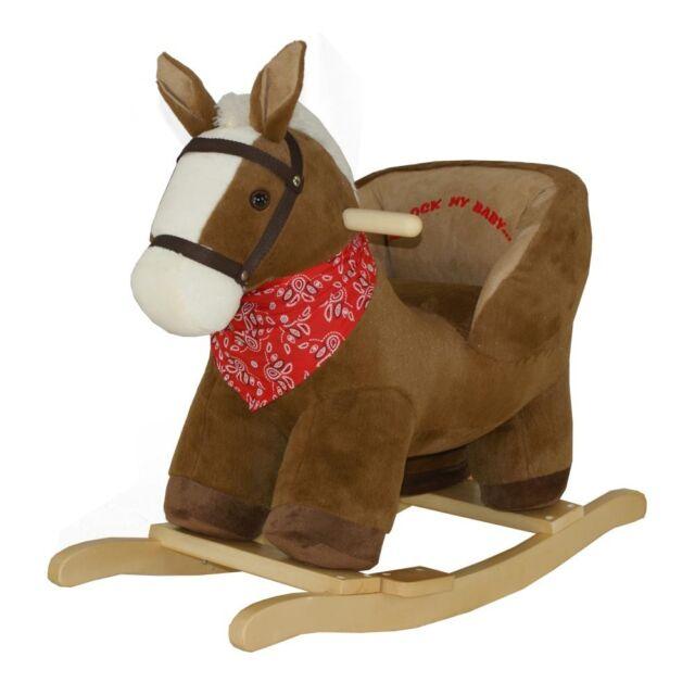 Korimco Rocking Pony - Brown