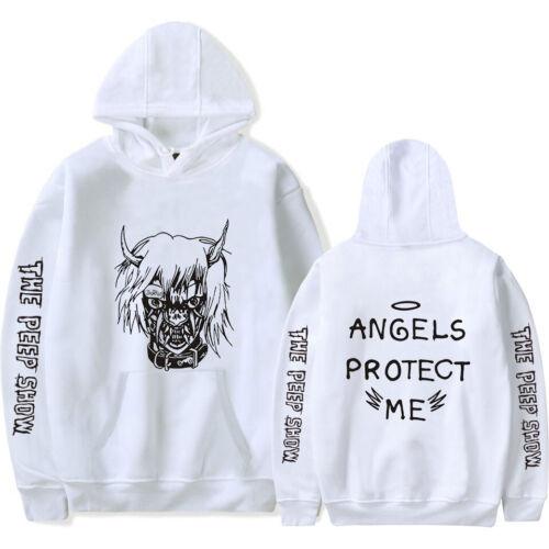 Lil Peep Men/'s hip-hop casual hoodie hoodie printed long sleeve hoodie