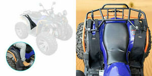 2 Pcs ATV Rear Passenger Foot Pegs Compatible With Sportsman Rancher Foreman