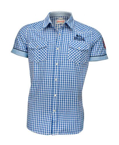 "/""Berny/"" blau Lonsdale- Hemd 100/% Baumwolle Boxen. Lifestyle"