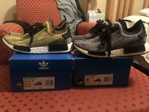 Size And 3rd 2nd Pk 5 Original Adidas 8 100Authentic Nmd Rare tsQhrxCd
