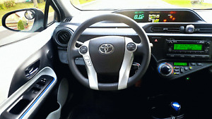 2013 Prius C Hybrid in excellent mint condition- Safetied