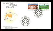 United Nations Vienna 1984 World Heritage, UNESCO FDC #C4205