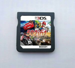 500 Games In 1 Game Cartridge Multicart For Nintendo Ds Nds Ndsl