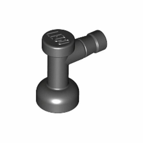 459926 4599 NEW Lego 20x Genuine Black Tap Faucet Nozzle Outlet Plumbing Brick