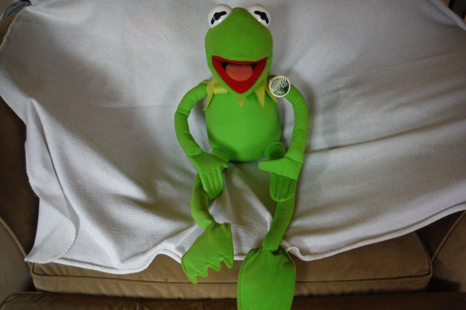 Jim Henson Muppets Kermit La Rana De Peluche Juguete 3'ft. por NANCO  desechables