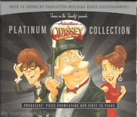 Adventures In Odyssey Platinum Collection 12 Cd Audio Set Christian Values