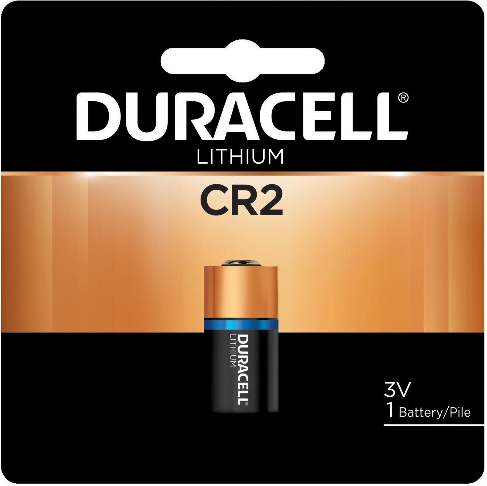 3x Duracell Lithium Photo Battery CR15H270 3V CR2 (3x 1er Blister)