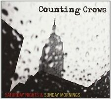 Counting Crows Saturday nights & Sunday mornings (2008, foc-cardsleeve) [CD]