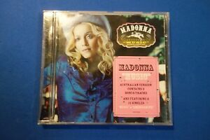 Madonna-Music-CD-Free-Postage