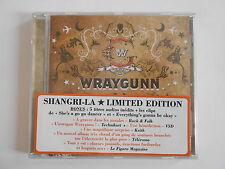 WRAYGUNN : SHANGRI - LA ( LIMITED EDITION ) [ CD ALBUM NEUF ] --  PORT GRATUIT
