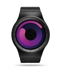 NEW ZIIIRO Mercury Wrist Watch - Black/Purple
