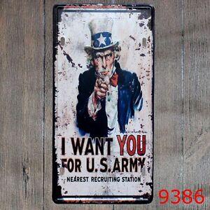 Metal-Tin-Sign-i-wang-you-Decor-Bar-Pub-Home-Vintage-Retro-Poster-Cafe-ART