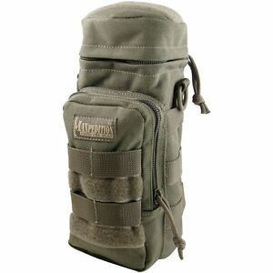 Maxpedition-0325F-10x4-Bottle-Holder-FOLIAGE-GREEN