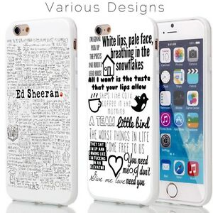 Ed-Sheeran-Fan-Art-Lyrics-TPU-Cover-Case-for-iPhone-Range
