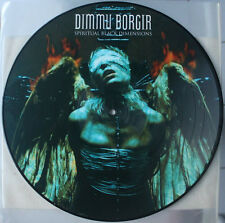 DIMMU BORGIR - SPIRITUAL BLACK DIMENSION - LP PICTURE 1999 - OTTIME CONDIZIONI
