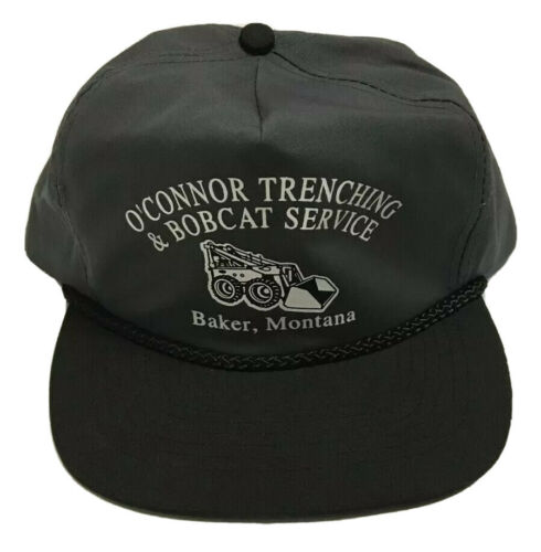 O'Connor Trenching And Bobcat Service Hat Baker Mo
